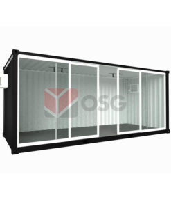 event container, shipping container, shopbox, shop container, pop-up container, repurposed container, used container, container shops, retail container
