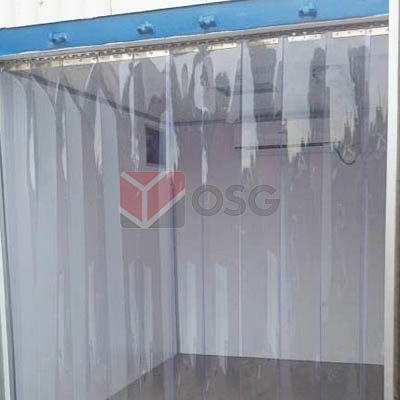 Container Customization - Air Curtain