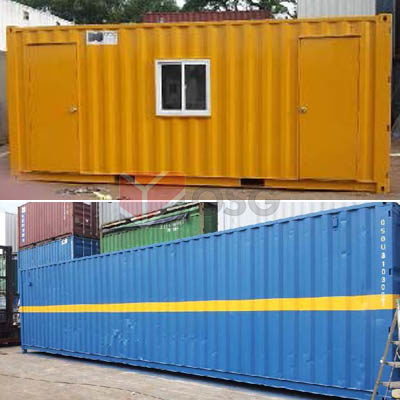Container Customization - Painting