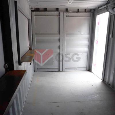 Kitchen Container - Interior