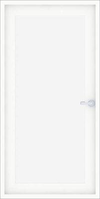 Modulux Glass Door